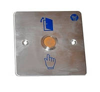 Врезная кнопка выхода ATIS Exit-807 для системы контроля доступа