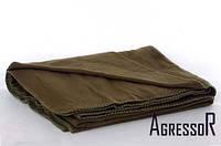 Милтек одеяло флис 200х150см олива