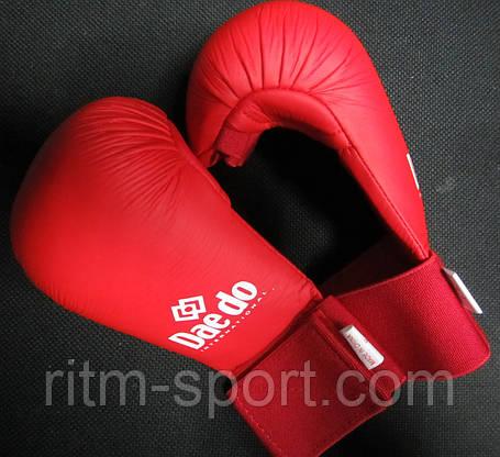 Перчатки для карате Daedo, фото 2