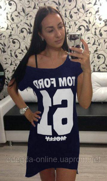 "Платье-туника женское "" Том Форд"""