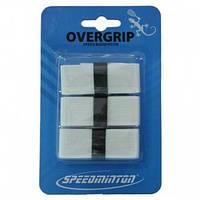 Обмотка на ручку ракетки Speedminton Overgrip (3 шт.) White