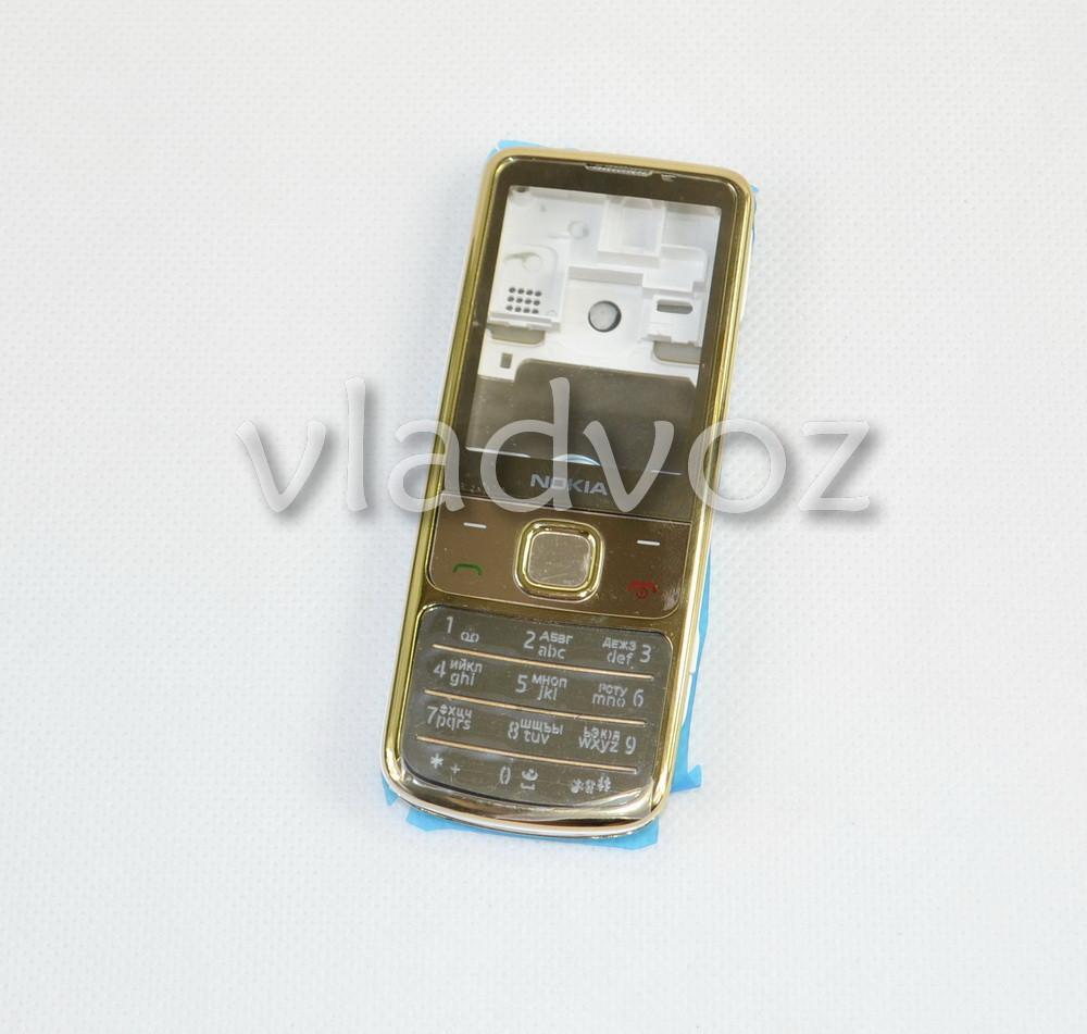 Корпус для Nokia 6700с золото class 2a