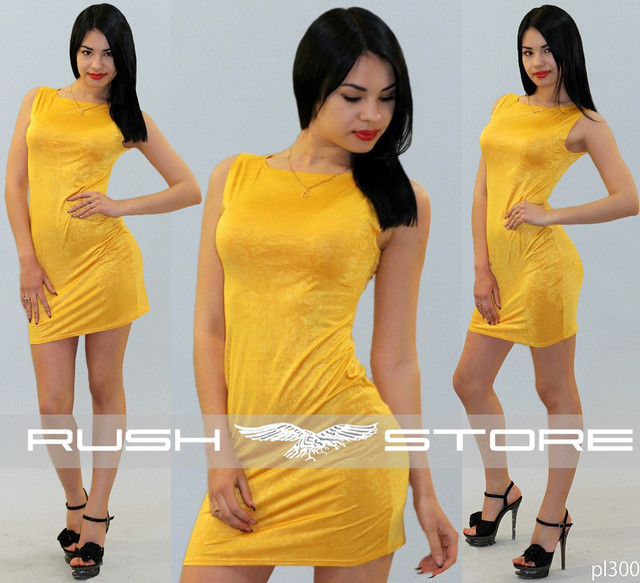 Купить хитовое облегающее мини платье