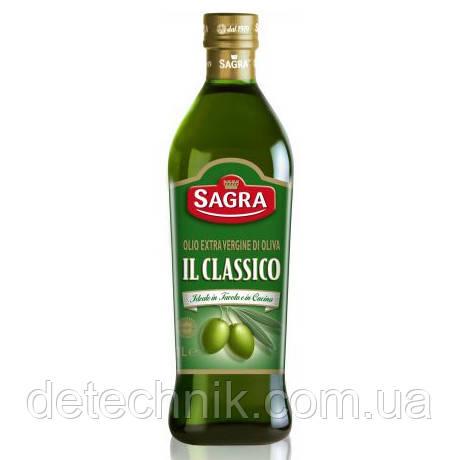 Масло оливковое Sagra il Classico Extra Virgin 1000ml.