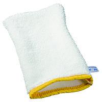 Моп-рукавица Ceran, с жёлтой окантовкой