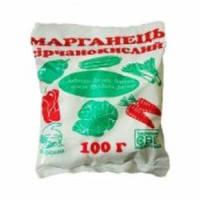 Марганец сернокислый (сульфат марганца), 100 г.