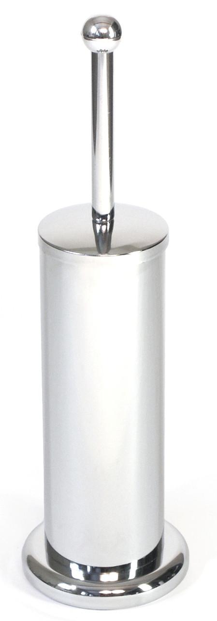 Ершик для унитаза хромированный AWD02020005