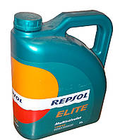Масло моторное Repsol Elite Multivalvulas 10W40, 4L