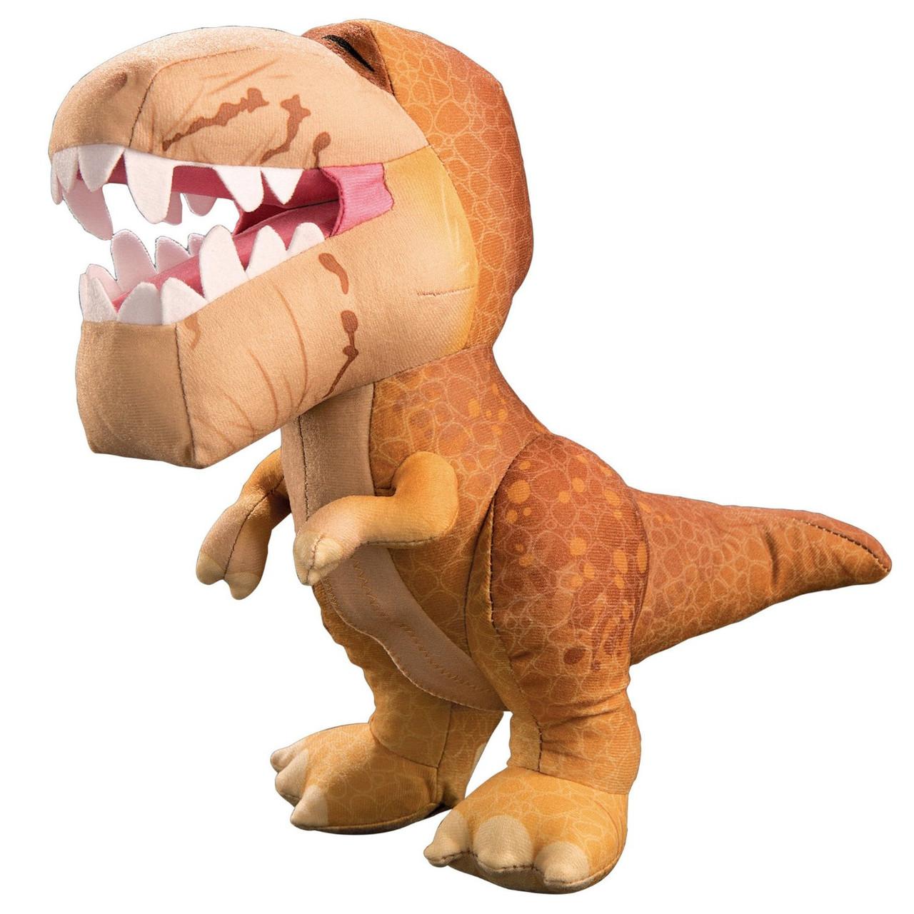 Буч тиранозавр Рекс говорящая мягкая игрушка из м/ф Хороший динозавр / The Good Dinosaur Talking Plush Butch