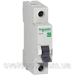 Автоматический выключатель Schneider Electric Easy9 1П 10А С 4,5кА 230В