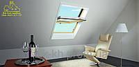 Мансардные окна Roto Designo R45H WD 5x7  из дерева, Харьков