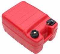 Топливный бак 24 л  с коннектором Yamaha/Parsun