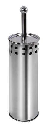 Йоршик для унітазу металевий з отворами AWD02020007