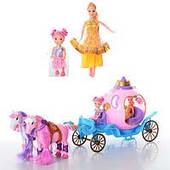 Лошадки, кареты, принцессы