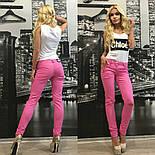 Женские модные джинсы (2 цвета) + (Большие размеры), фото 6