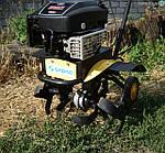 Sadko T-500 (5,5 к.с.) бензиновий культиватор з двигуном Briggs & Stratton