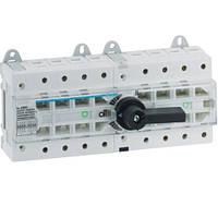 Переключатель трехпозиционный I-0-II, 125А, 400/690В, 4-полюсний, 12м, HI406R