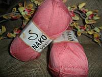 Nako Solare (Нако Соларе) 63818 серый 100 % египетский хлопок
