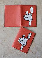 Обложки на авто документы и паспорт нового образца