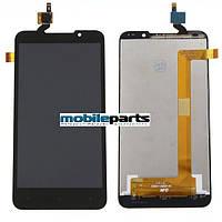Оригинальный дисплей (модуль) + сенсор (тачскрин) для HTC Desire 316 (черный)