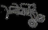 Тележка для транспортировки инвентаря Double Wheel Trolley