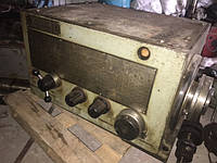 Коробка скоростей токарного станка 16К20