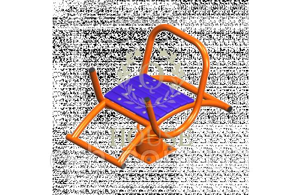 Качалка на пружине «скутер»