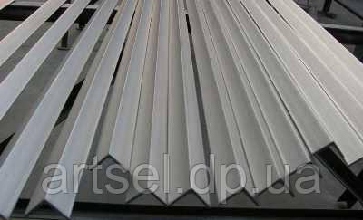 Уголок нержавеющий 40х40х3,0 AISI 304