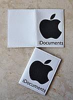Обложки на ID паспорт и автодокументы (экокожа, ручная работа)