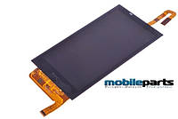 Оригинальный  дисплей (модуль) + сенсор (тачскрин)  для HTC Desire 610 (черный)