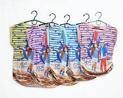 Туніка дитяча для дівчинки.Новинка Туреччина. Зростання 110, 116, 122, 128. Tontoy 8034