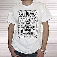 """Мужская футболка """"Jack Daniels"""", фото 1"""