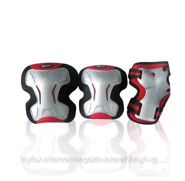 Защита для роликов Explore Ultra (Amigo Sport) - ToyFox - Интернет-магазин интерактивных игрушек  в Киеве