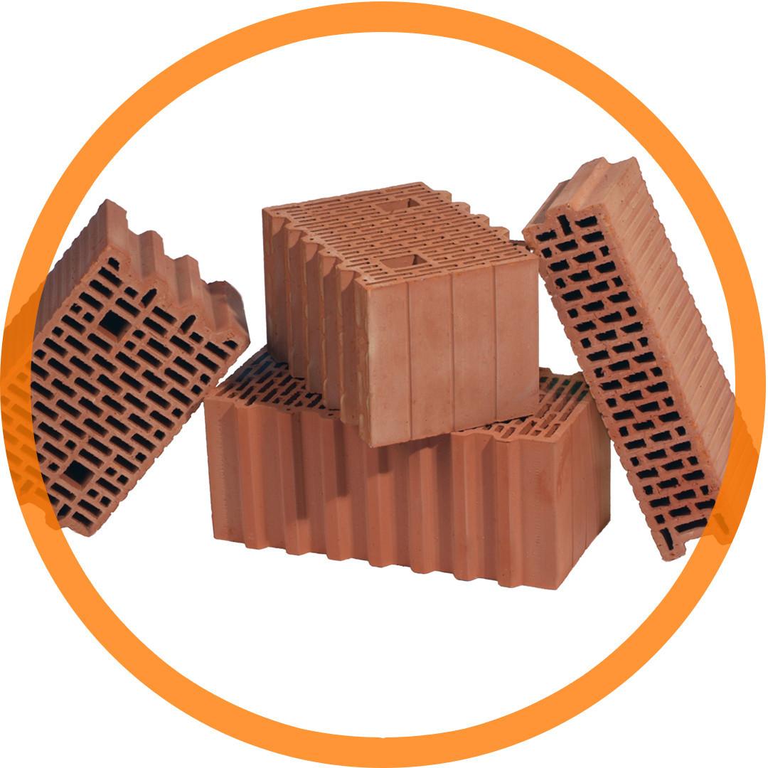Керамический блок Керамкомфорт 440 П+Г