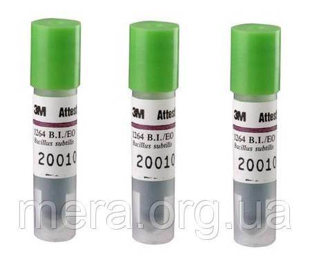 Биологический индикатор 3М™ Attest™ 1264, для для газовой этиленоксидной стерилизации, фото 2