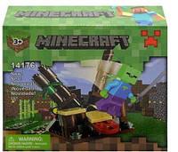 Конструктор Brick  MINECRAFT 14176