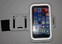 Чехол на руку для спорта iPhone 6+ / 6s plus белый (