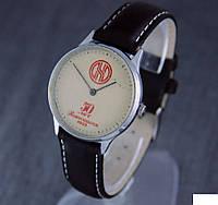 Слава механические часы Россия 50 лет Новосибирск  1992