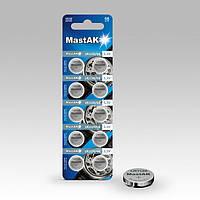 Часовая батарейка MastAK Alkaline G8/391/LR1120