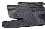 Резиновый водительский коврик в салон Kia Ceed II (JD) 2012- (STINGRAY), фото 2