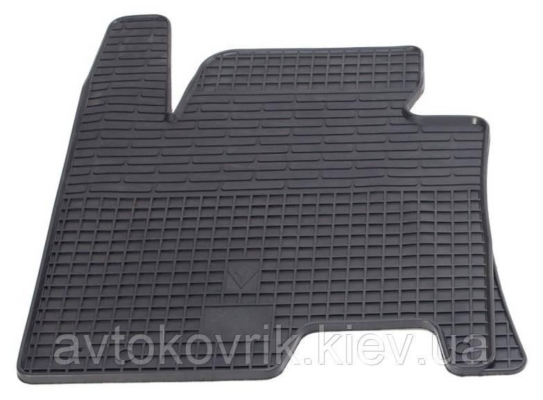 Резиновый водительский коврик в салон Kia Ceed II (JD) 2012- (STINGRAY)