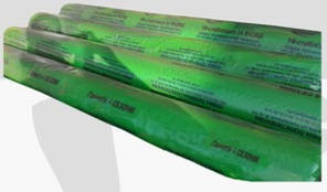 Пленка для теплицы Планета Пластик: 100 мкм, 100х3 м, оранжевая