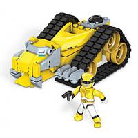Конструктор Mega Bloks Power Rangers Megaforce Зорд Тигр (5864), фото 1
