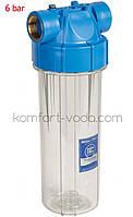"""Корпус фильтра для холодной воды Aquafilter FHPR34-B-AQ, 3/4"""""""