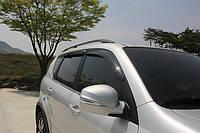 Дефлекторы окон ветровики Ssangyong Rexton