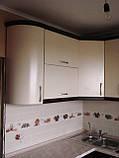 Кухня на заказ МДФ крашеный. Fasoff, фото 2
