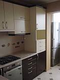 Кухня на заказ МДФ крашеный. Fasoff, фото 3