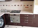 Кухня на заказ МДФ крашеный. Fasoff, фото 4