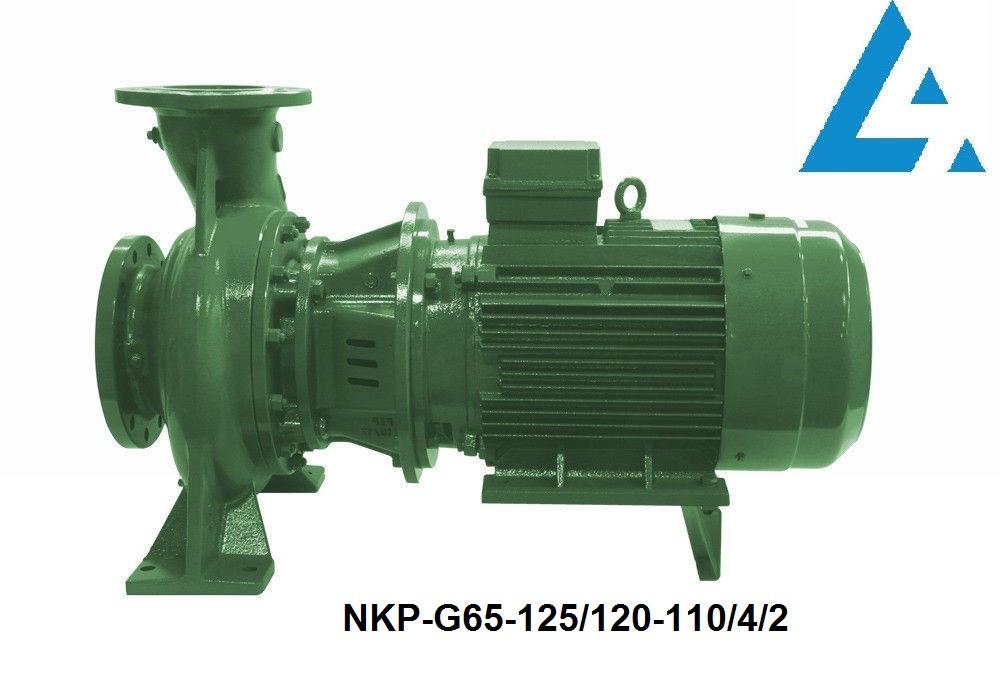 Dab NKP-G65-125/120-110/4/2 насос