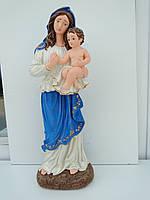 Матір Божа з Ісусиком колір